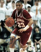 Eric Gordon signed 8x10 photo PSA/DNA Houston Rockets Autographed Indiana