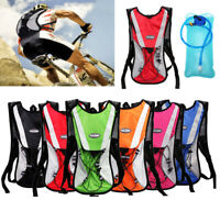 2L Hydration Backpack Outdoor Water Bag Cycling Running Hydration Pack Backpack