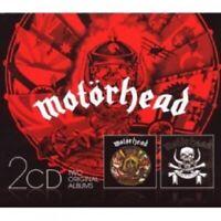 MOTÖRHEAD - 1916/MARCH OR DIE 2 CD 21 TRACKS HEAVY ROCK NEUF