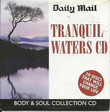 BODY & SOUL - TRANQUIL WATERS - MAIL PROMO MUSIC CD