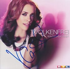 """Vanessa Mai """"Wolkenfrei"""" CD Album Schlager NEU signiert IN PERSON Autogramm"""