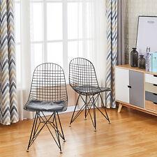2er Set Wohnzimmerstuhl Esszimmerstuhl Kaffeestühle Gartenstühle Küchenstühle