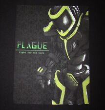 PLAGUE - FIGHT FOR THE CURE - Men's size XL - Graphic T-Shirt