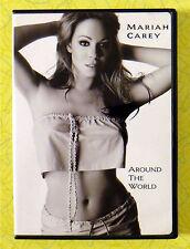Mariah Carey - Around the World ~ DVD Movie ~ Rare Music Video