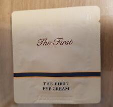 [OHUI] The First Cell Revolution Eye Cream Renewal 100ml(1ml*100ea) + Free Gift