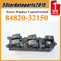 Window Master Switch 84820-32150 for Toyota Camry 2.2 3.0 Land Cruiser 4.0 91-95
