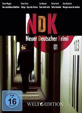 DOMINIK/VERBONG,BEN/ GRAF - NEUER DEUTSCHER KRIMI-BOX 1: 5 DVD NEU