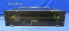 Evertz 7700FR-C Multiframe w/ 5-7743DLY-HD HD/SD SDI Video Delay, 7700F, 2 PS