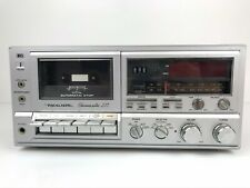 Vintage Realistic Chronosette-237 Cassette Player Clock Radio #12-1543, Tested