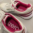 Adidas Adizero Womens Size 85 Pink And White Shoes Waterproof