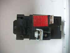 PUSHMATIC 15 AMP CIRCUIT BREAKER    P115  1 POLE  120 VOLTS  (HUB# 02A01)