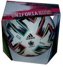 adidas UEFA EURO 2020 Spielball EM 2020 OMB official Matchball UNIFORIA