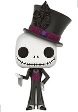 Nightmare Before Christmas POP! VINILE FIGURA Dapper Jack Skellington SCATOLA DANNEGGIATA