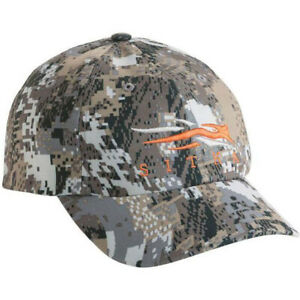 Sitka Cap Elevated II ~ New ~ One Size Fits Most
