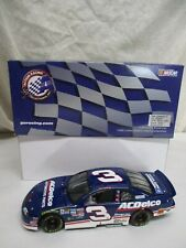 LARGE 1/24TH 2001 ACTION DALE EARNHARDT MONTE CARLO AC DELCO DIECAST CAR IN BOX