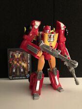 New listing Transformers Titans Return Hot Rod