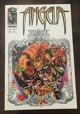 Image Angela complete set (1994). Features Todd McFarlane's Spawn Uncertified