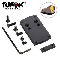 Glock Mount Plate for Micro Red Dot Sight, Sightmark, Burris, Vortex