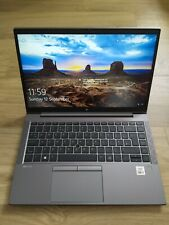 """HP ZBook Firefly 14 G7 Mobile Workstation Core i7 16 GB RAM 256 GB SSD 14"""""""