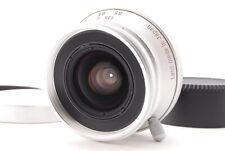 【NearMint+】Voigtlander Color Skopar 21mm F/4 MC Lens for Leica L39 (187-E219)
