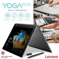 """Lenovo Yoga Book 10.1"""" Android 6.0 64GB HD Drawing 2in1 Gunmetal Grey Tablet"""