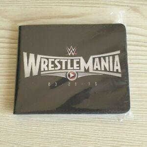 Wrestlemania 2015 wallet - WWE - New