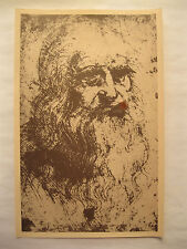 MAN RAY 1968 S.M.S. #3 THE FATHER OF MONA LISA sms copley lichtenstein duchamp