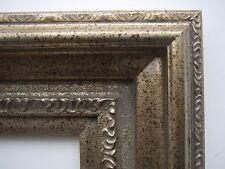 Wide Traditional Antique Warm Silver Wedding Portrait Photo Picture Frame 16x20