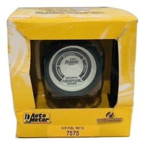 """Auto Meter 2-1/16"""" Phantom II Digital Narrowband Air/Fuel Ratio Gauge"""