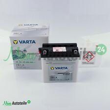 Original Varta yb7-a 12v 8ah 110 a/en batería de motocicleta Harley-Davidson XL 1100