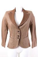 BIBA Damen Blazer Gr. 36 mit Baumwolle Jackett Jacke Jacket WIE NEU