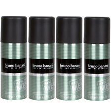 Bruno Banani Deo MADE FOR MEN Deospray 4 x 150 ml Not for Everybody