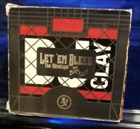 DJ Clay - Let 'Em Bleed CD Boxset insane clown posse twiztid esham rare boondox