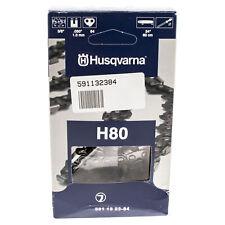 Husqvarna 591132384 H80 Chain 1100 160 162 181 185 2100 2101 Chainsaws