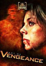ACT OF VENGEANCE (1974)  - Region Free DVD - Sealed