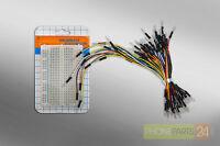 140 Stücke U Form Lötfreie Breadboard Jumper Kabel Draht Kit Für Arduino N1M