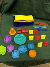 Play-Doh Fun Factory & Other various pieces/tools