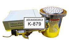 Cti Cryogenics 8116250g001 On Board P300 Cryopump 8113160g001 Dented Array As Is