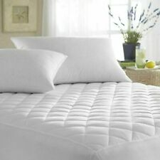 Waterproof Mattress Protector Bed Soft Mattress Cover Deep Fitted Pad King Queen