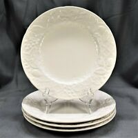 Mikasa English Countryside White Salad/Dessert Plates | DP 900 | Set of 4