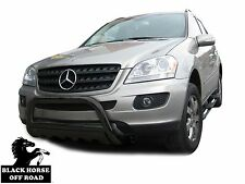 BLACK HORSE 2006-2011 Mercedes ML MClass W164 Bull Bar Bumper Guard BB141003A-SP