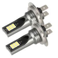 2× H7 LED Scheinwerfer Umbau 110W 30000LM 6000K Fehlerfreie Canbus Glühlampe Neu