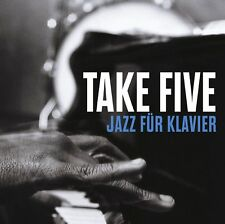 TAKE FIVE  CD NEW! DUKE ELLINGTON/BILL EVANS/+