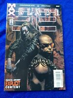 BLADE 2 VF/VF+ MARVEL MAX COMICS 2002 'V3S' HIGH GRADE UNCERTIFIED MOVIE SOON*