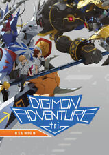 Digimon Adventure Tri: Reunion [New DVD] Widescreen