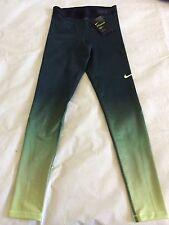 Womens Nike Pro Dri Fit Hyper Warm Pants Leggings Small NWT 803096 701
