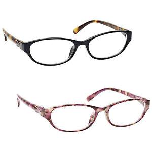 UV Reader Reading Glasses Designer Style Womens Ladies