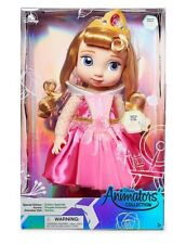Disney Store Aurora special edition Animator's Collection doll BNIB