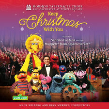 CD - MORMON TABERNACLE CHOIR - KEEP CHRISTMAS WITH YOU - SEALED