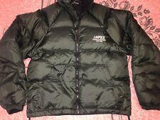 POLO RALPH LAUREN ~ Men's Jeans Co. Down Puffy Winter Coat Green Black ~ S